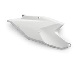 Крышка корпуса воздушного фильтра правая белая KTM SX/SX-F 16-18 / EXC/EXC-F 17-19