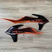 Боковины радиатора с графикой KTM EXC/FXC-F 2020