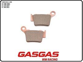 Колодки тормозные задние GasGas 21-