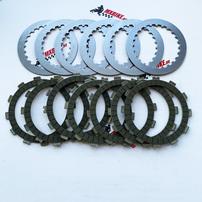 Комплект дисков сцепления усиленных KTM 125SX/EXC 98-15, 150SX 08-17 / Husaberg TE125 12-14