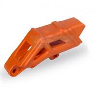 Ловушка цепи KTM 07-20 оранжевая Polisport