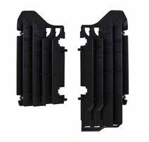 Решетка радиатора увеличенная RM-Z450 18-19 черная