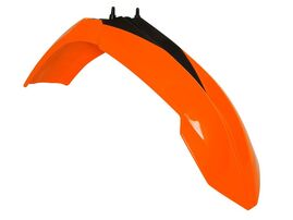 Крыло переднее KTM SX85 13-17 оранжевое