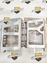 Защита радиаторов GR 7/8 2Т (алюминиевые дефлекторы)