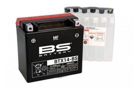 Аккумулятор BTX14-BS/YTX14-BS