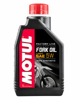 Масло вилочное Fork Oil  5W Factory Line light 1л 1л