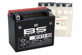 Аккумулятор BTX12-BS/YTX12-BS