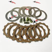 Комплект дисков сцепления с пружинами KTM 125SX 16-18; 150SX 2018 / Husqvarna TC125 16-18; TE150 2107