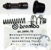 Ремкомплект переднего главного тормозного цилиндра (Brembo) KTM EXC/EXC-F 14-21 / Husqvarna TE/FE 14-17