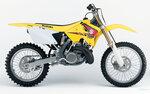 Запчасти Suzuki RM250
