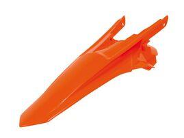 Крыло заднее SX125-150/SXF250-450 16-18 # SX250/XC/XC-F250-450 17-18 оранжевое