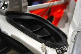 Уплотнительное кольцо воздушного фильтра карбон SX/SX-F 11-15