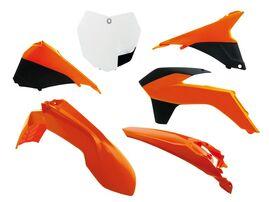 Комплект пластика KTM SX125-150/SXF250-450 13-15 # SX250 13-16 Original
