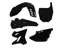 Комплект пластика YZ125-250 15-18 # WR/YZ-X250 16-19 черный