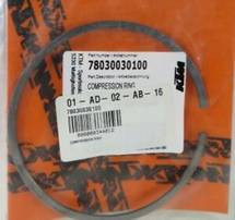Кольцо компрессионное KTM EXC 400-530 08-11
