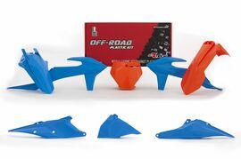 Комплект пластика синий винтаж KTM SX, SX-F 19-20 / SX250F FE 18