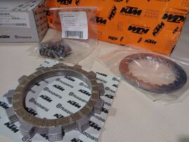 Комплект дисков сцепления с пружинами KTM 65SX 09-14