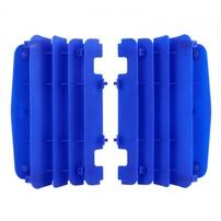 Жалюзи радиатора (пластик синий) YZ450F 10-13 Polisport