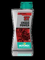 Масло для двухтактных двигателей Motorex CROSS POWER 2T (1 л)