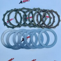Комплект дисков сцепления усиленных Kawasaki KX250F 04-15 / Suzuki RMZ250 04-15 Ferodo