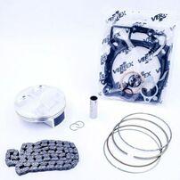 Поршень с прокладками и цепью ГРМ Honda CRF250R 2020 (78,98)