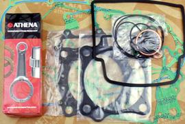 Шатун с набором прокладок HONDA CRF450R 07-08
