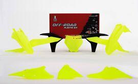 Комплект пластика желтый неон KTM SX, SX-F 19-20 / SX250F FE 18