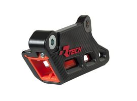 Ловушка цепи Rtech R2.0 WORX черно-оранжевая KTM SX/SX-F 11-21; EXC/EXC-F 12-21