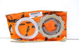 Комплект дисков сцепления с пружинами KTM 125SX 07-15/125EXC 07-16 / Husqvarna TC125 14-15/TE125 13-16