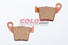 Тормозные колодки дисковые задние Honda CR/CRF S33