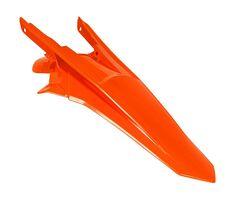 Крыло заднее неон оранжевое KTM EXC/EXCF/XC-W125-500 17-19