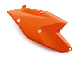 Крышка корпуса воздушного фильтра правая оранжевая KTM SX/SX-F 16-18 / EXC/EXC-F 17-19