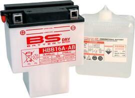 Аккумулятор HBB16A-A/HYB16A-A (Acid pack included)