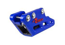 Ловушка цепи (R2.0 WORX) сине-черная Yamaha YZ/YZF/WRF/YZ-X/YZ-FX 07-20