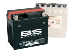 Аккумулятор BTX5L-BS/YTX5L-BS