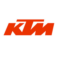 Боковина задняя правая белая с графикой KTM EXC Six Days 2019