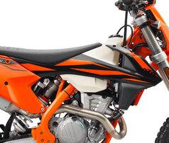 Боковины радиатора с графикой KTM EXC/EXC-F 2019