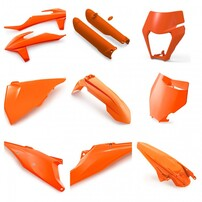 Комплект пластика оранжевый KTM SX/SX-F 19-20 / EXC/EXC-F 20-22