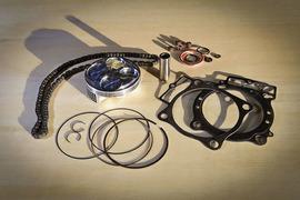 Поршень с прокладками и цепью ГРМ KTM 450SX-F 19-20 / Husqvarna FC450 19-20 (94,97)