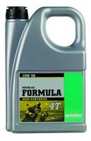 Масло для четырехтактных двигателей Motorex FORMULA 4T 15W/50 (4 л)