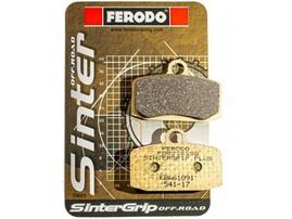 Колодки тормозные передние (синтетический состав) KTM 85SX 12-21; Freeride 12-20 / Husqvarna TC85 14-21