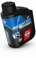 Масло для двухтактных двигателей синтетическое DUO SYNT JET (1 л)