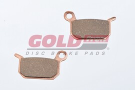 Тормозные колодки дисковые передние/задние KTM 50SX 02-20 / Husqvarna TC50 190 K5