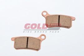 Тормозные колодки дисковые KTM SX65/SX85 / Husqvarna TC65 185 K5