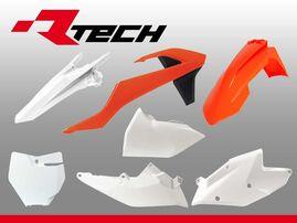 Комплект пластика KTM SX125-150/SXF250-450 16-18 # SX250/XC-F/XC250-450 17-18 Original