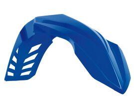 Крыло переднее YZ125-250 02-19 # универсальное вентилируемое синее