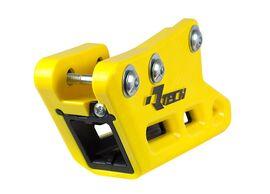 Ловушка цепи Rtech R2.0 WORX желто-черная Suzuki RM 125-250 99-11 / RM-Z250 07-20 / RM-Z450 05-20 /  RMX450Z 10-19