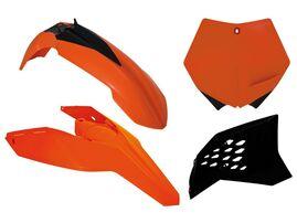 Комплект пластика KTM SX-SXF125-505 07-10 # EXC-EXCF125-530 08-11 original