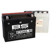 Аккумулятор BTX24HL-BS/YTX24HL-BS