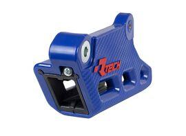 Ловушка цепи Rtech R2.0 WORX сине-черная Husqvarna TC/FC, TE/FE 14-21 / Husaberg TE/FE 11-14